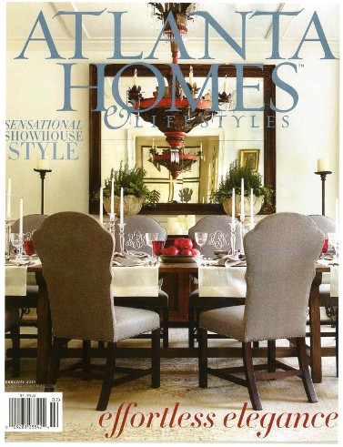 Atlanta Homes Cover